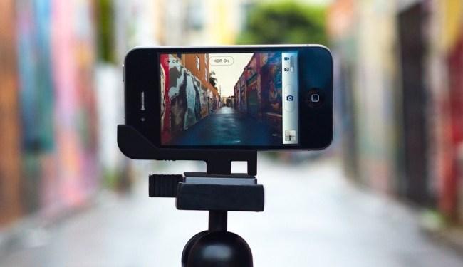 phone web cam