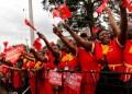 political rally Kenya