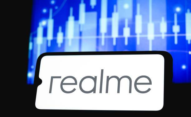 BRAZIL - 2021/02/12: In this photo illustration the Realme logo seen displayed on a smartphone screen. (Photo Illustration by Rafael Henrique/SOPA Images/LightRocket via Getty Images)