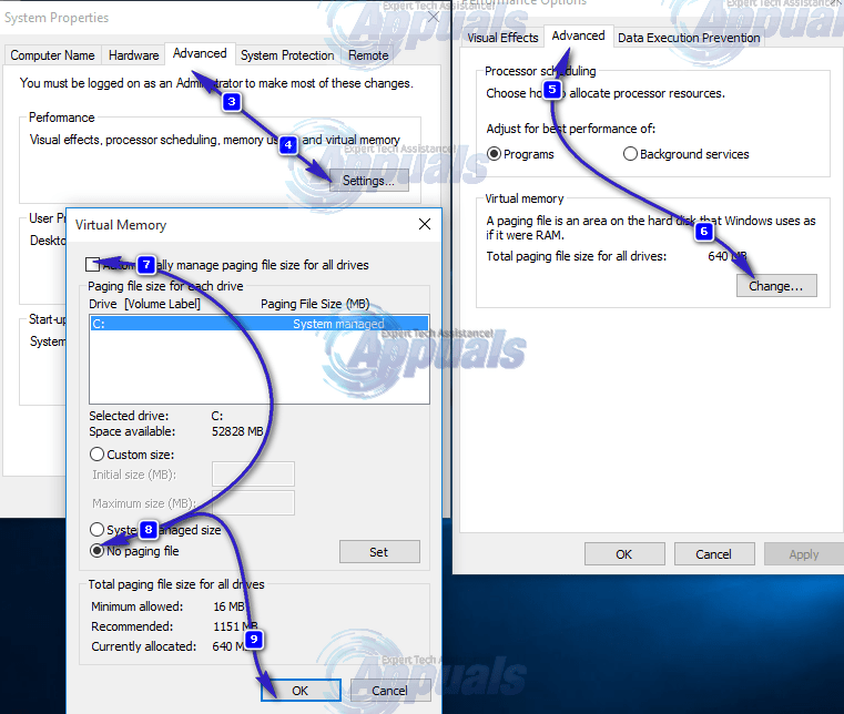 page fault in nonpaged area - Fix Page Fault In NonPaged Area Error in Windows 10