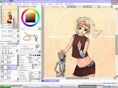 SYSTEMAX PaintTool SAI Drawing Software