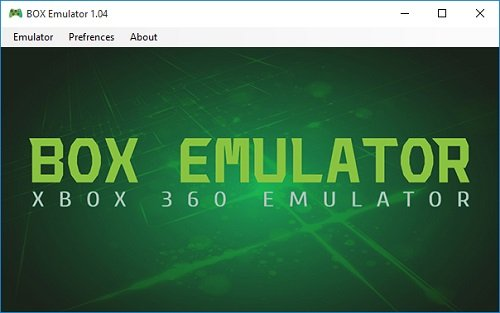 box emulator to play xbox one games on pc