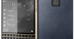 BlackBerry Passport Gold