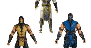 Mortal Kombat X - Set of 3