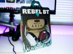 House of Marley Rebel BT Wireless Headphones