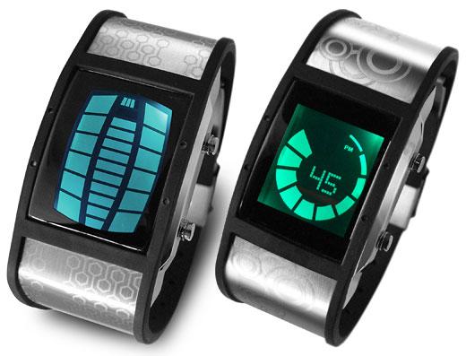 tokyoflash nekura led lcd watches