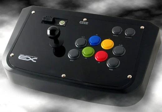 Hori Real Arcade Pro Ex Serious Control For Xbox 360