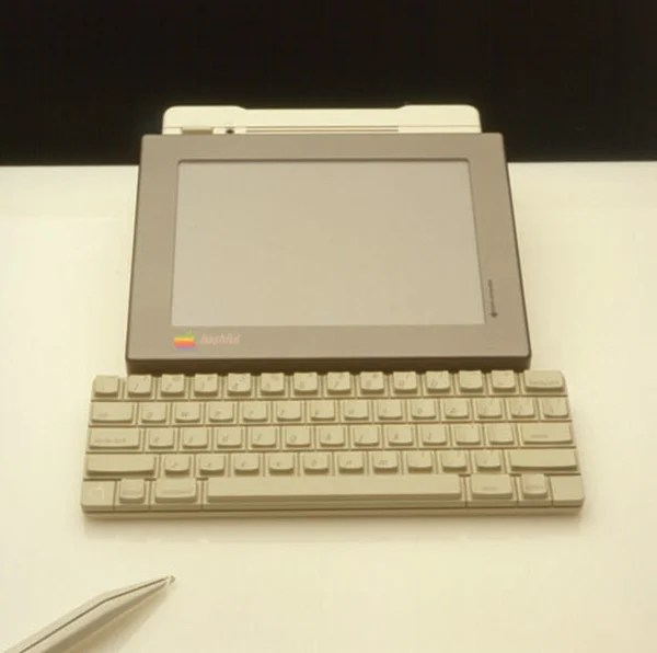 apple tablet mac computer retro
