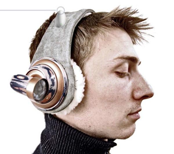 headphones william gerwin camera digital projector