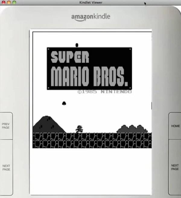 kindle video games nes super mario bros tetris nintendo