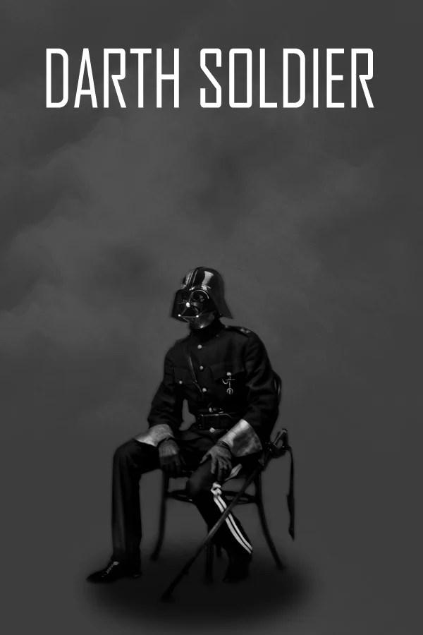 darth vader soldier stormtrooper star wars