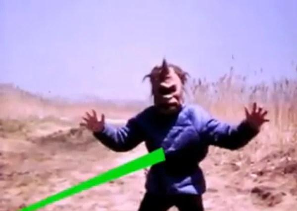 star trek fan pic 70s cape cod video