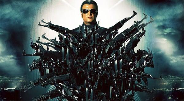 endhiran the robot kollywood movie indian insane