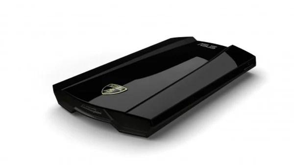 asus lamborghini hard drive external computing