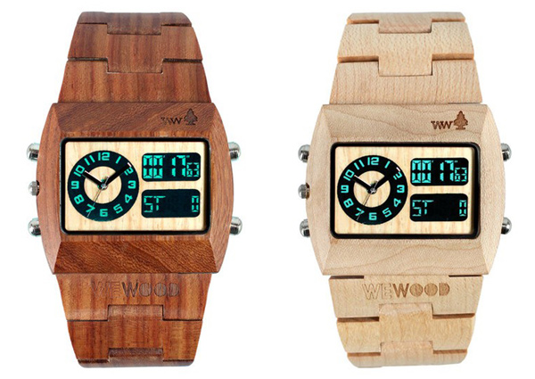 wood wooden watches timepieces wewood