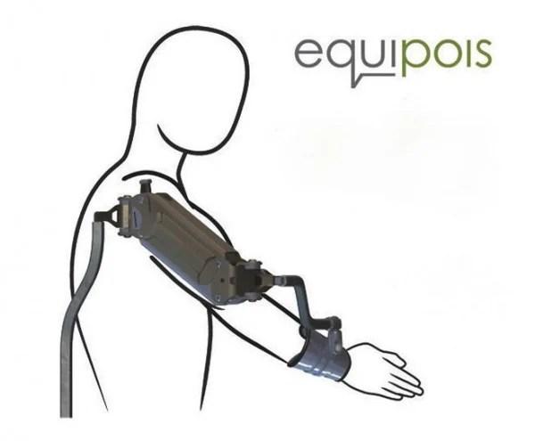 exoskeleton arm equipois x-ar robotics