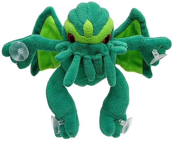 cthulhu suction cup peeping toy entertainment earth lovecraft