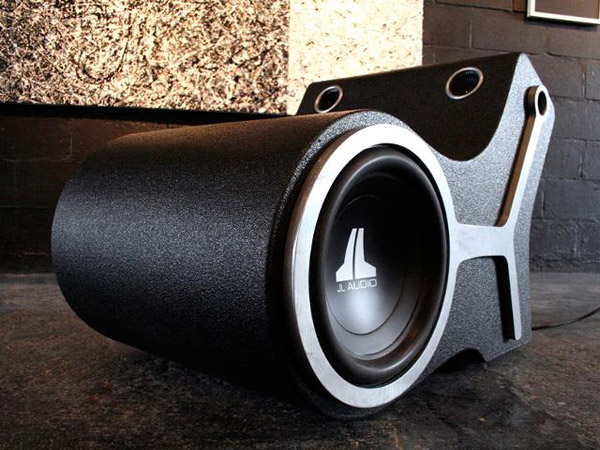 jl audio greg ball subwoofer chair gaming speaker