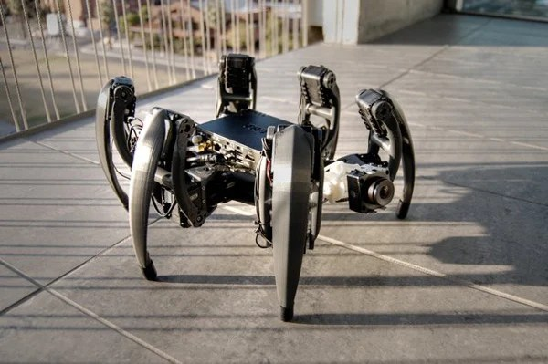 hexapod robot smart artificial intelligence