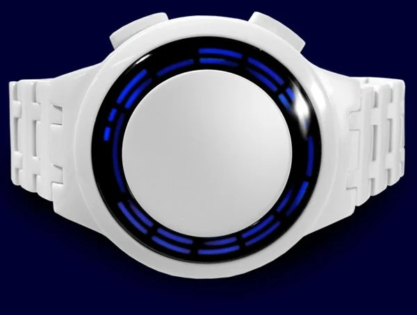 tokyoflash rpm kisai watch japan acetate led timepiece