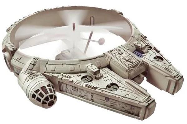 rc millennium falcon hasbro speed stars