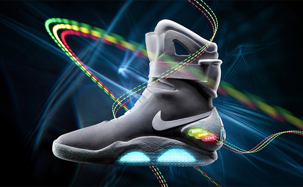 nike air mag sneakers back to the future real marty mcfly