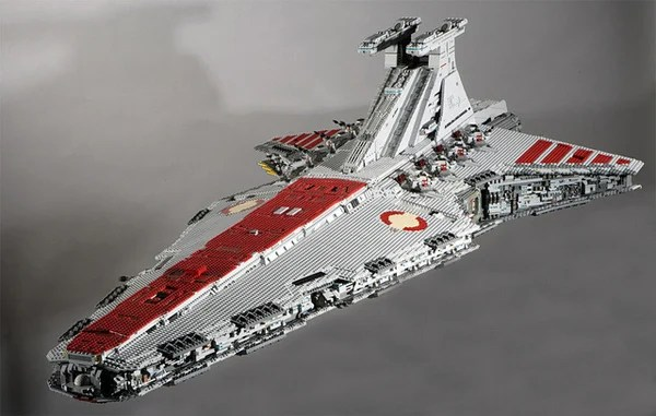 iomedes star destroyer lego venator episode 3 wars