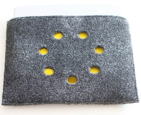 felt ipad diy case sah-rah mobile