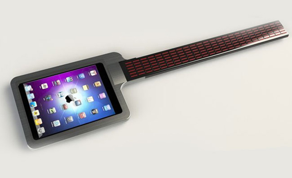 itar harvey starr ipad add-on music guitar