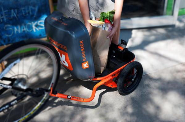 Ridekick Trailer Power Bike Electric 01