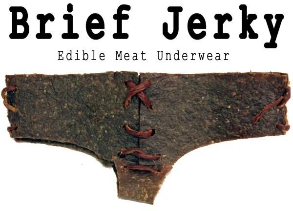 brief jerky
