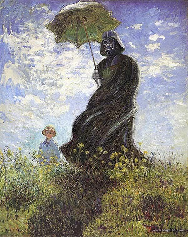 darth vader parasol david barton 01