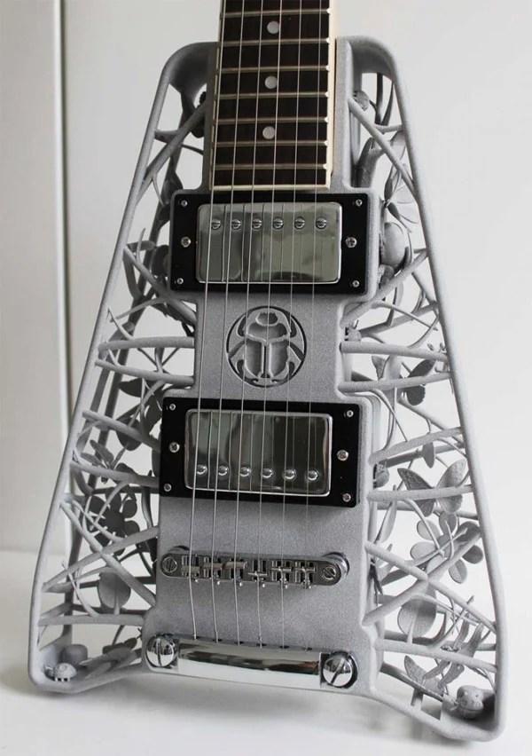 3d printed guitars 2