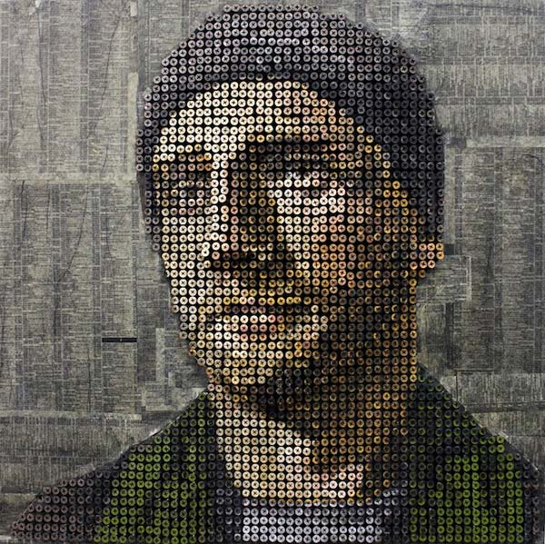 andrew myers 3d screw portrait