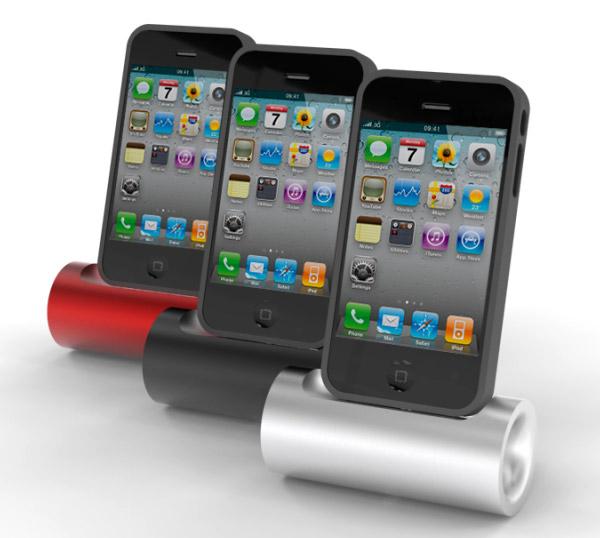 lil kikr iphone stand