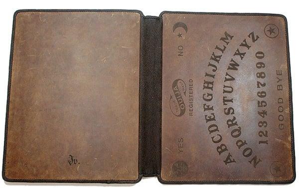ouija board ipad sleeve joevleather