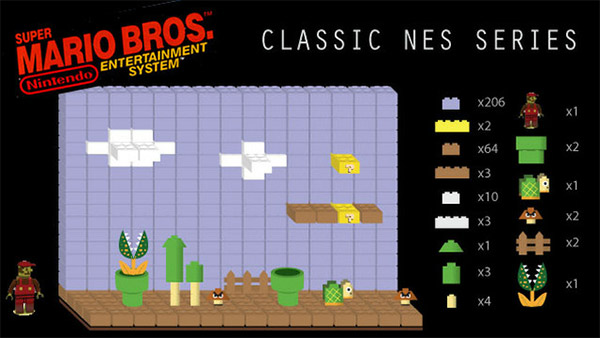 classic nes lego 1