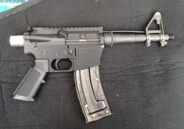 3d printed rifle haveblue front