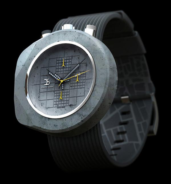concrete watch dzmitry samal