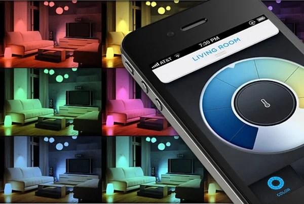lifx led smartbulb app