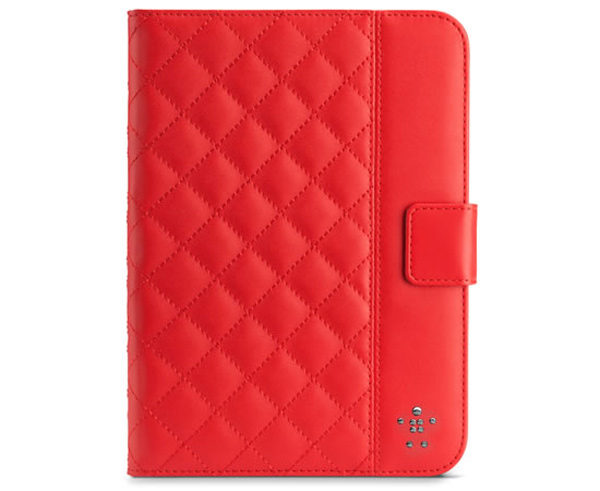 bekin ipad mini case red