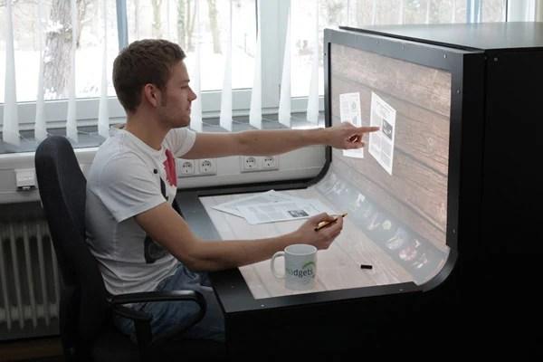 benddesk concept workstation computer desk