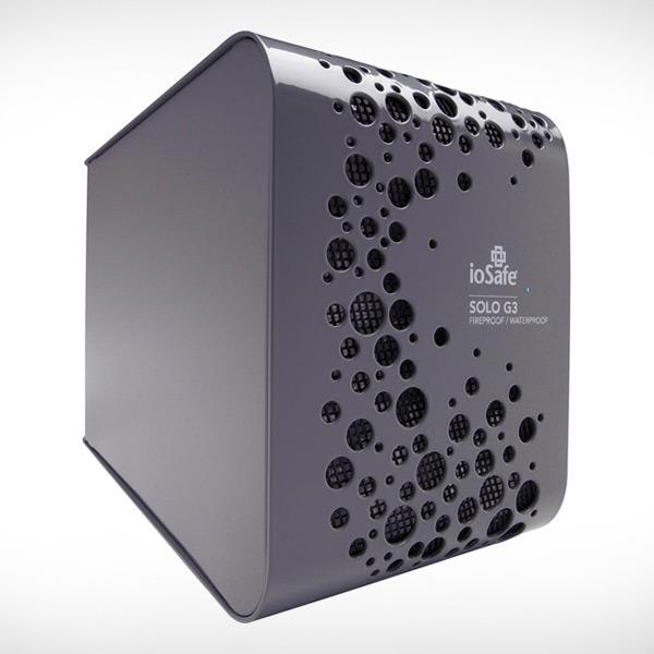 iosafe solo g3 hard drive