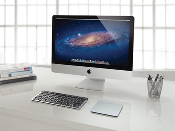logitech keyboard trackpad bluetooth mac