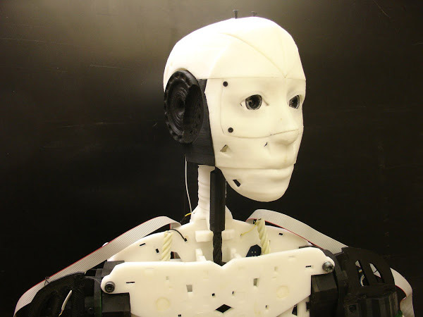 inmoov 3d printed robot 1