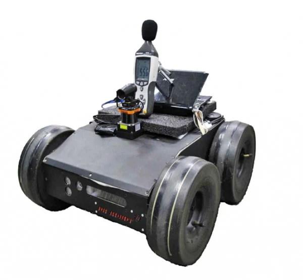 sneaky csiro robot