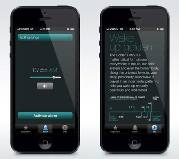 zen awake alarm ios app