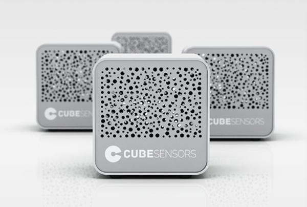 cubesensors sensors remote interior app