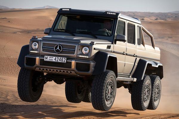 mercedes g63 6x6 jeep