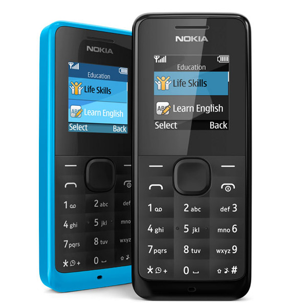 nokia 105 cell phone